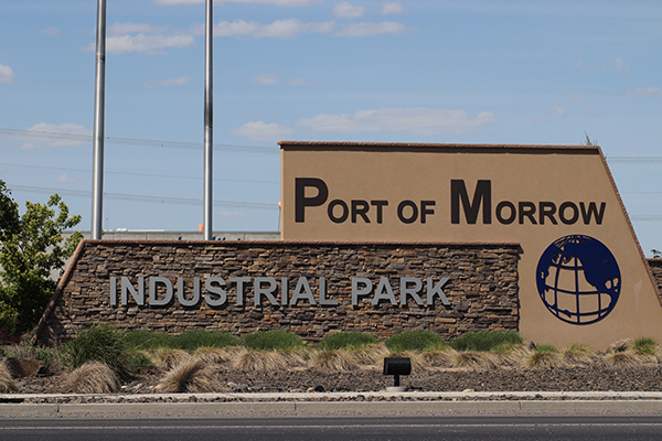 Port of Morrow Industrial Park
